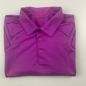 NIKE GOLF Dri Fit Men's Golf Polo Shirt Size M